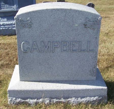 CAMPBELL, EDWARD C. & MARY E. (LOT) - Shelby County, Iowa   EDWARD C. & MARY E. (LOT) CAMPBELL