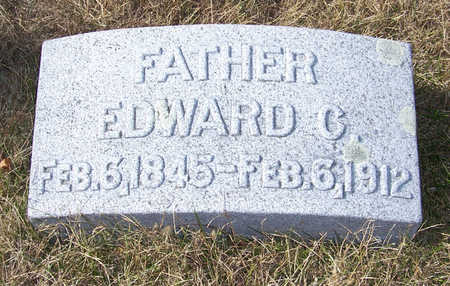 CAMPBELL, EDWARD C. (FATHER) - Shelby County, Iowa   EDWARD C. (FATHER) CAMPBELL