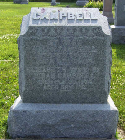 CAMPBELL, HIRAM - Shelby County, Iowa | HIRAM CAMPBELL