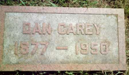CAREY, DAN - Shelby County, Iowa   DAN CAREY