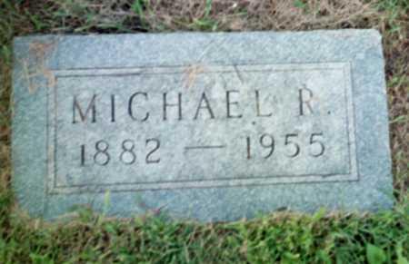 CAREY, MICHAEL R. - Shelby County, Iowa   MICHAEL R. CAREY