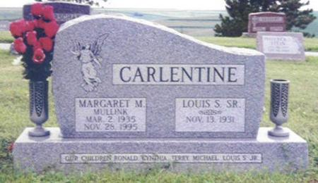 CARLENTINE, MARGARET MARY - Shelby County, Iowa | MARGARET MARY CARLENTINE