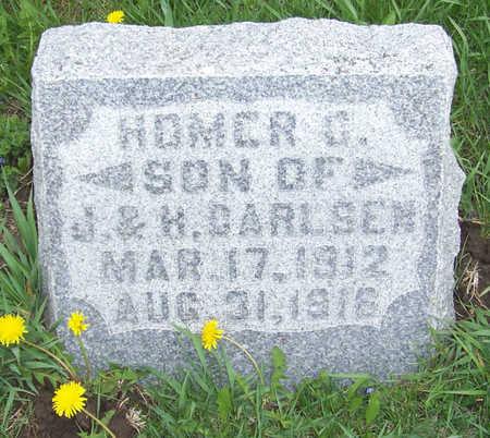CARLSEN, HOMER C. - Shelby County, Iowa   HOMER C. CARLSEN