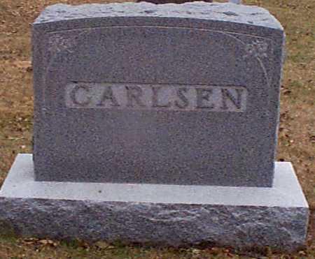 CARLSEN, JENS - Shelby County, Iowa   JENS CARLSEN