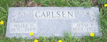 CARLSEN, JESSE P. - Shelby County, Iowa   JESSE P. CARLSEN