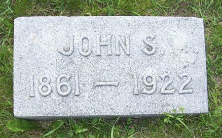 CARROLL, JOHN S. - Shelby County, Iowa | JOHN S. CARROLL