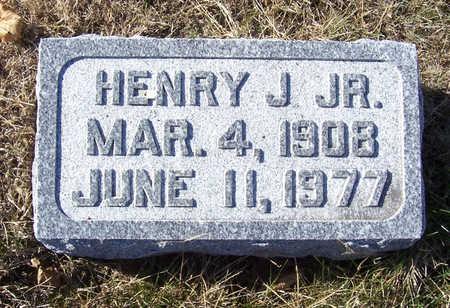 CARSTENS, HENRY J., JR. - Shelby County, Iowa   HENRY J., JR. CARSTENS