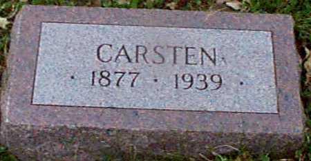 CARSTENSEN, CARSTEN - Shelby County, Iowa | CARSTEN CARSTENSEN