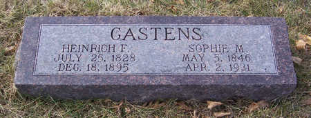 CASTENS, SOPHIE M. - Shelby County, Iowa | SOPHIE M. CASTENS