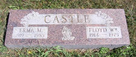 CASTLE, FLOYD WM. - Shelby County, Iowa   FLOYD WM. CASTLE