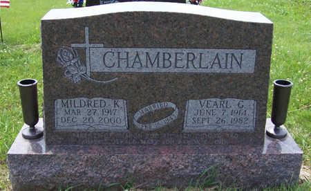 CHAMBERLAIN, MILDRED K. - Shelby County, Iowa | MILDRED K. CHAMBERLAIN