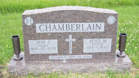 CHAMBERLAIN, ALICE M. - Shelby County, Iowa | ALICE M. CHAMBERLAIN