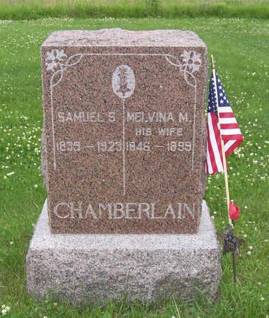 PRATT CHAMBERLAIN, MELVINA M. - Shelby County, Iowa | MELVINA M. PRATT CHAMBERLAIN