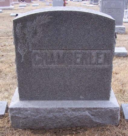 CHAMBERLEN, CHARLES S. & MARTHA J. (LOT) - Shelby County, Iowa | CHARLES S. & MARTHA J. (LOT) CHAMBERLEN