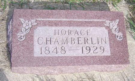 CHAMBERLIN, HORACE - Shelby County, Iowa   HORACE CHAMBERLIN