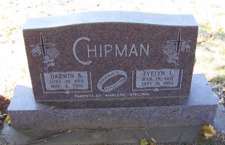 CHIPMAN, EVELYN L. - Shelby County, Iowa | EVELYN L. CHIPMAN
