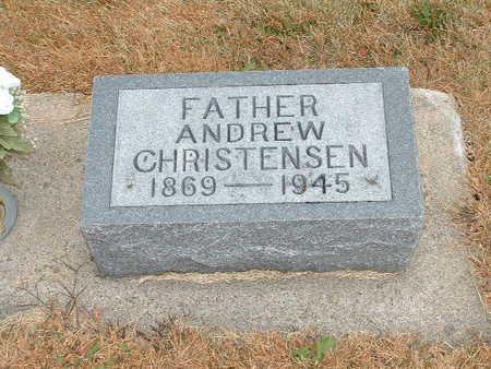 CHRISTENSEN, ANDREW - Shelby County, Iowa | ANDREW CHRISTENSEN