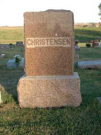CHRISTENSEN, GEORGE N - Shelby County, Iowa | GEORGE N CHRISTENSEN