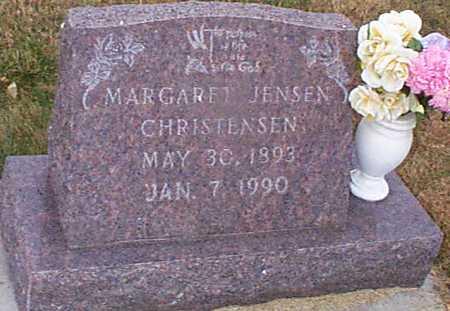 CHRISTENSEN, MARGARET - Shelby County, Iowa | MARGARET CHRISTENSEN