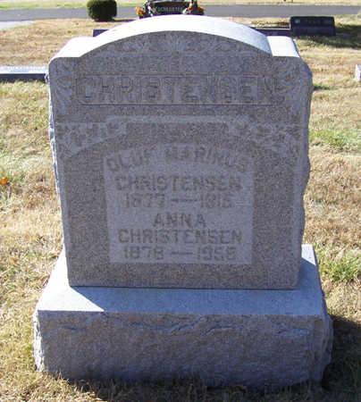 CHRISTENSEN, OLUF MARINUS - Shelby County, Iowa | OLUF MARINUS CHRISTENSEN