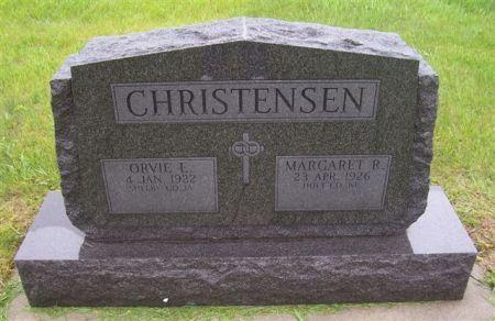 CHRISTENSEN, MARGARET R. - Shelby County, Iowa   MARGARET R. CHRISTENSEN