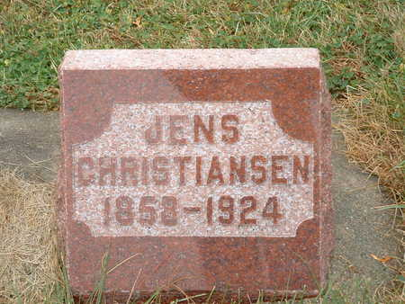 CHRISTIANSEN, JENS - Shelby County, Iowa | JENS CHRISTIANSEN