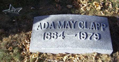 CLAPP, ADA MAY - Shelby County, Iowa | ADA MAY CLAPP