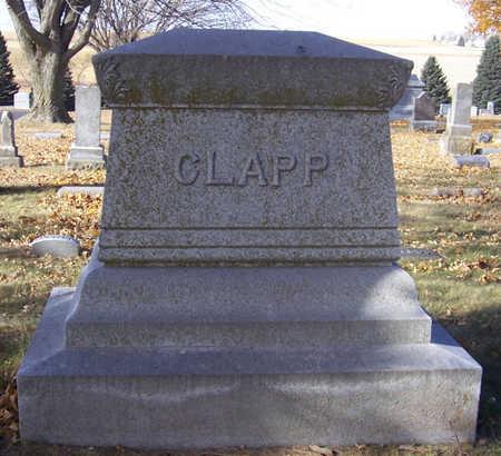 CLAPP, EDWY CLINTON & LEILA (LOT) - Shelby County, Iowa | EDWY CLINTON & LEILA (LOT) CLAPP