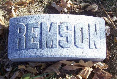 CLAPP, REMSON - Shelby County, Iowa   REMSON CLAPP