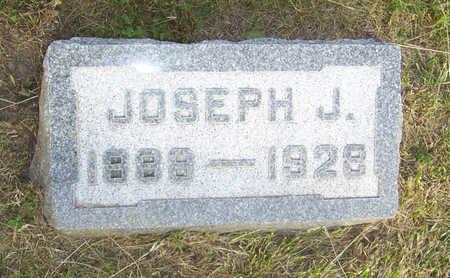 CLARK, JOSEPH J. - Shelby County, Iowa   JOSEPH J. CLARK