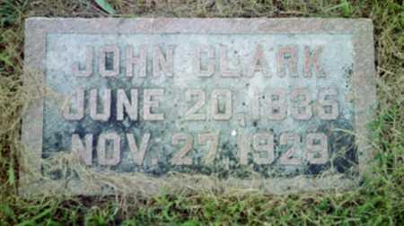 CLARK, JOHN - Shelby County, Iowa | JOHN CLARK