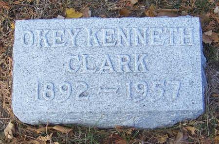 CLARK, OKEY KENNETH - Shelby County, Iowa | OKEY KENNETH CLARK