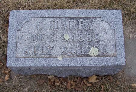 CLAUSSEN, C. HARRY - Shelby County, Iowa   C. HARRY CLAUSSEN