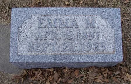 CLAUSSEN, EMMA M. - Shelby County, Iowa | EMMA M. CLAUSSEN