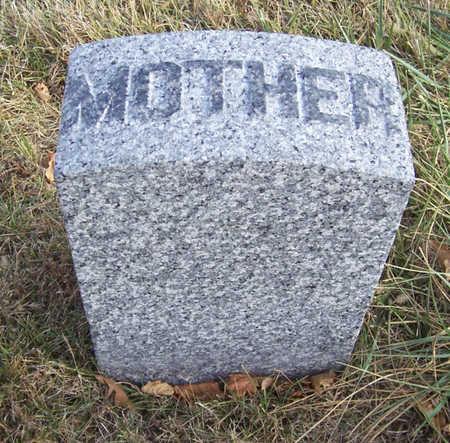 CLAUSSEN, SOPHIA (MOTHER) - Shelby County, Iowa | SOPHIA (MOTHER) CLAUSSEN