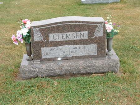 MICHAELSEN CLEMSEN, META C - Shelby County, Iowa | META C MICHAELSEN CLEMSEN