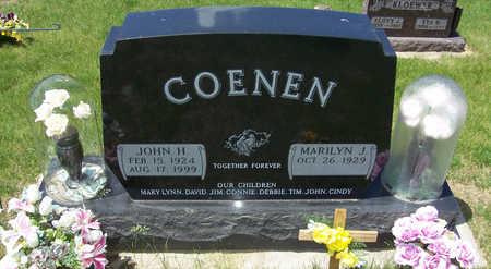 COENEN, JOHN H. - Shelby County, Iowa | JOHN H. COENEN