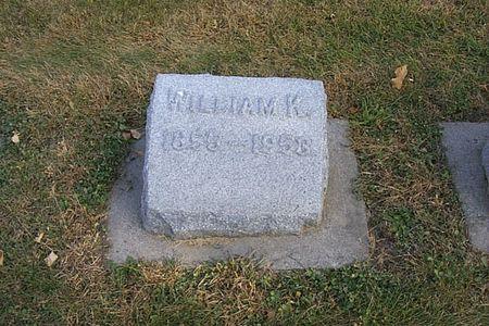 COLBURN, WILLIAM K. - Shelby County, Iowa | WILLIAM K. COLBURN