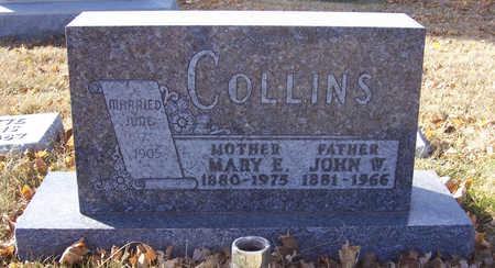 COLLINS, JOHN W. (FATHER) - Shelby County, Iowa | JOHN W. (FATHER) COLLINS