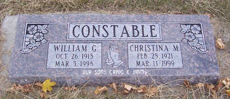 CONSTABLE, CHRISTINA M. - Shelby County, Iowa | CHRISTINA M. CONSTABLE
