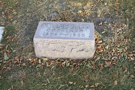 COPELAND, ELIZABETH ANN - Shelby County, Iowa | ELIZABETH ANN COPELAND