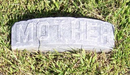 COREY, MARGARET M. (MOTHER) - Shelby County, Iowa | MARGARET M. (MOTHER) COREY