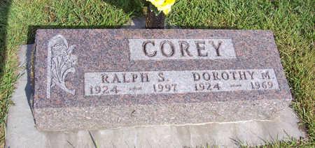 COREY, RALPH S. - Shelby County, Iowa   RALPH S. COREY
