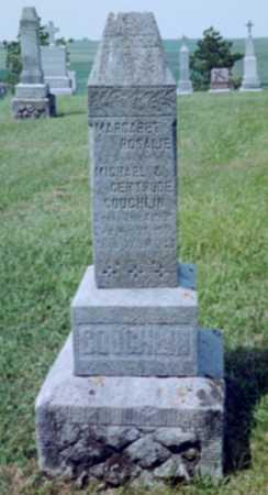 COUGHLIN, MARGARET ROSALIA - Shelby County, Iowa | MARGARET ROSALIA COUGHLIN