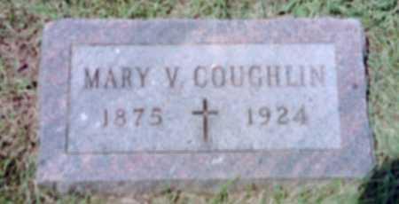 COUGHLIN, MARY V. - Shelby County, Iowa | MARY V. COUGHLIN