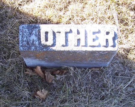 COX, AMANDA (MOTHER) - Shelby County, Iowa | AMANDA (MOTHER) COX