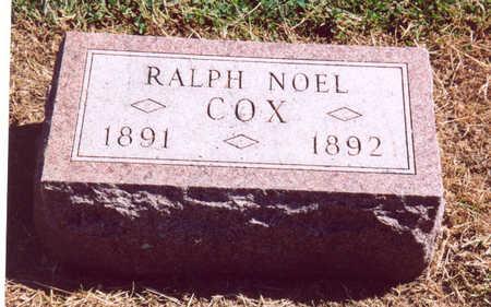 COX, RALPH NOEL - Shelby County, Iowa | RALPH NOEL COX