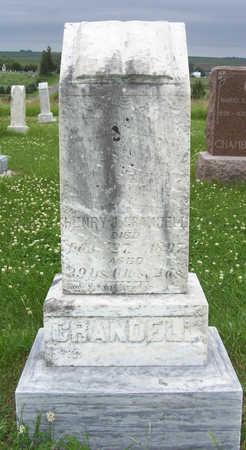 CRANDALL, HENRY J. - Shelby County, Iowa | HENRY J. CRANDALL