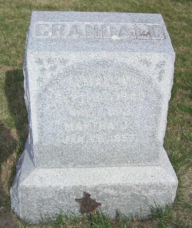 CRANDALL, LYMAN W. - Shelby County, Iowa | LYMAN W. CRANDALL