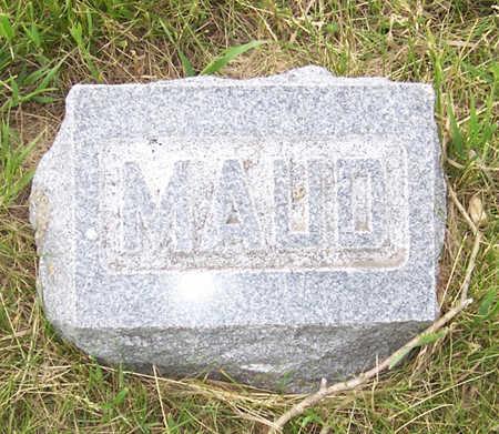 CRANDALL, MAUD - Shelby County, Iowa | MAUD CRANDALL